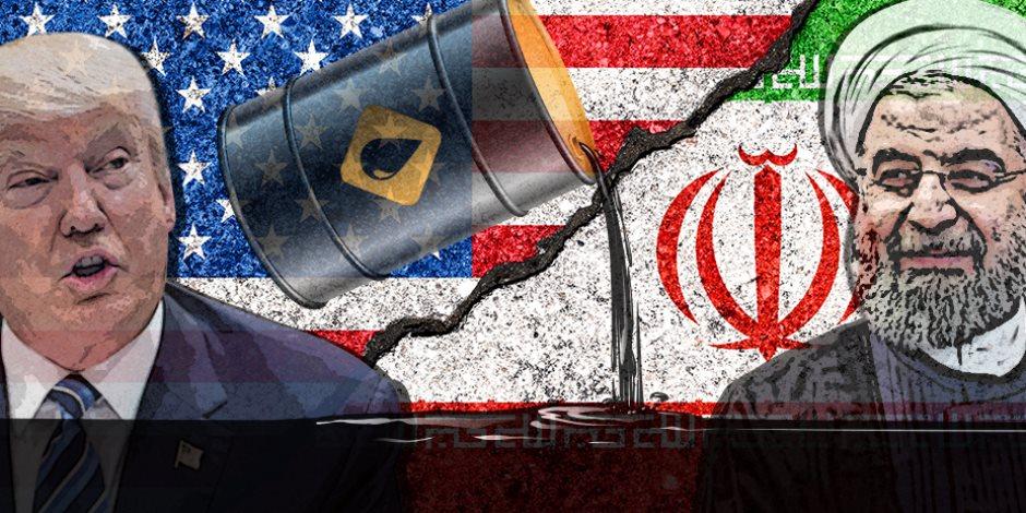 عملاق بساقين من قشّ وزجاج.. هل تنتحر إيران بوضع اليورانيوم في آبار البترول؟