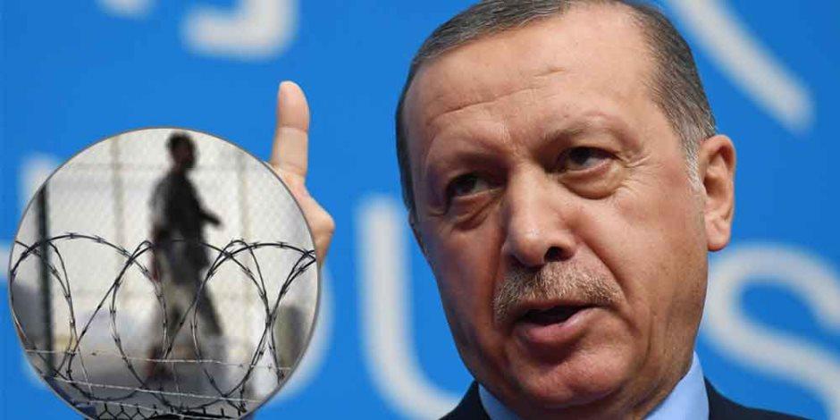 رئيس بمخالب حديدية ومنجل من نار.. هكذا حوّل أردوغان سجون تركيا إلى مقابر جماعية