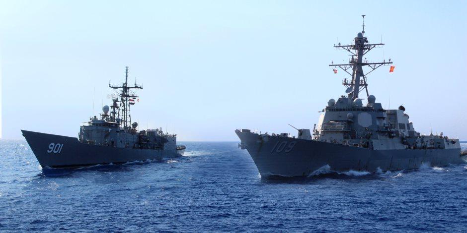 لمكافحة الألغام البحرية.. تدريبات مصرية وبريطانية وفرنسية مشتركة بالبحر الأحمر والمتوسط