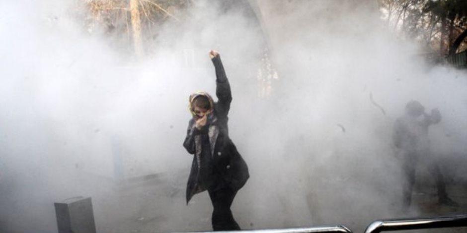 للمرة الثانية على التوالى.. سر هجوم المتظاهرين الإيرانيين على الحوزات العلمية