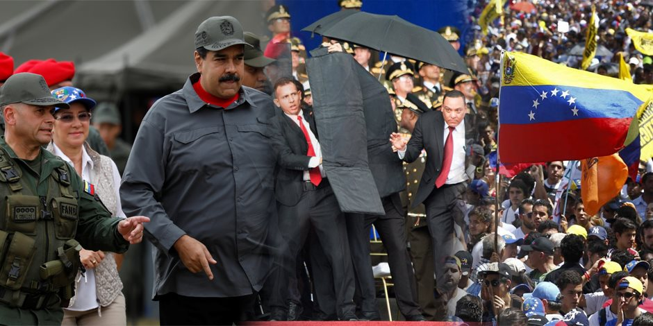 من تهديد واشنطن لمحاولة الاغتيال.. هل تفلح خطط مادورو للهروب من غضب الفنزويليين؟