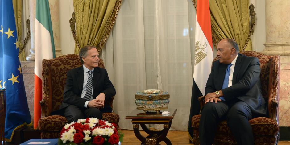 زيارات متبادلة ومباحثات دائمة.. شاهدة على توثيق التعاون المصري الإيطالي