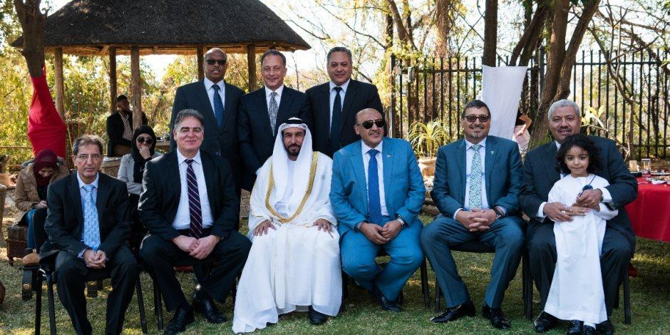 السفارة المصرية بجنوب إفريقيا تحتفل بالذكرى الـ 66 لثورة 23 يوليو