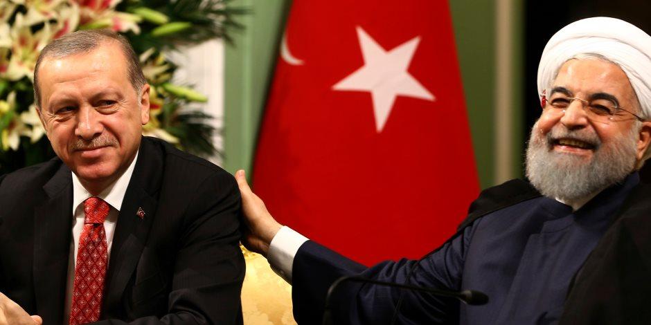 تركيا تستخدم إيران لحماية اقتصادها.. هل ينتصر تحالف الشر على العقوبات الأمريكية؟