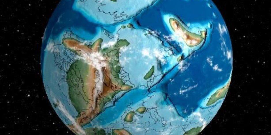 نظرة واحدة ستعيدك 700 مليون سنة للوراء.. تعرف على شكل الأرض في عصر الديناصورات
