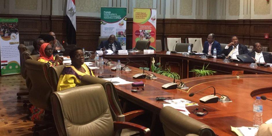 """""""الجوع يطارد دولنا"""".. ماذا قال وكيل لجنة الزراعة المصرى في اجتماع البرلمان الأفريقي؟"""