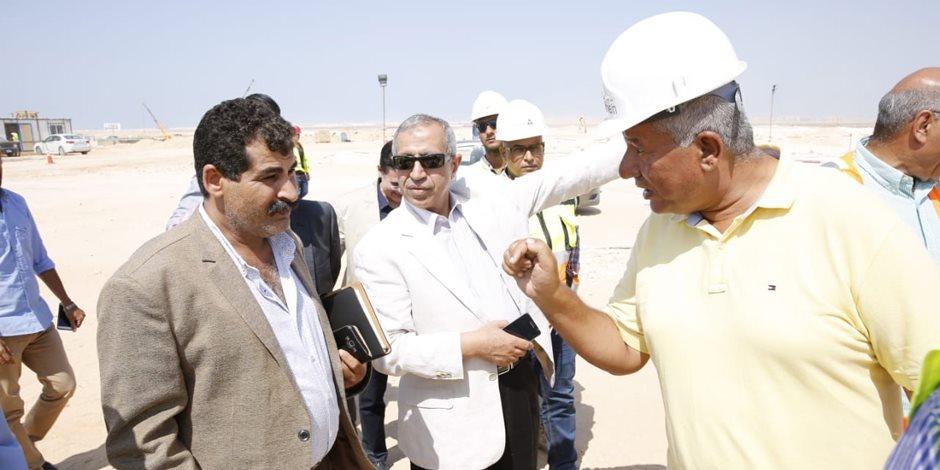 رئيس الأكاديمية العربية للعلوم والتكنولوجيا والنقل البحري يكشف خطوات إنشاء فرع العلمين