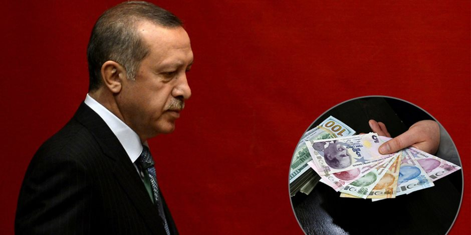 ومازالت أنقرة تتلقى الضربات.. سياسات أردوغان تتجه بالليرة التركية إلى الانحدار مجددًا