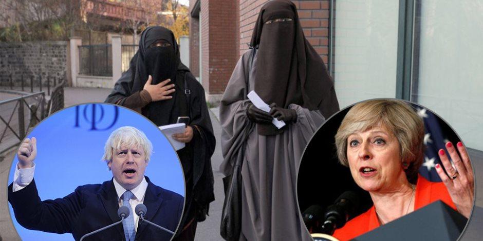 هل يختفي وجه تيريزا وراء النقاب؟.. زي المسلمات يشعل صراعا في الحكومة البريطانية