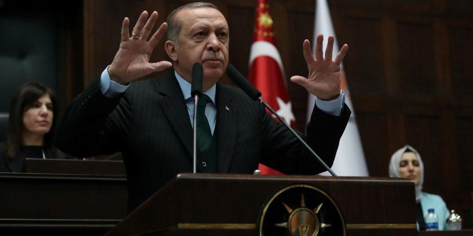أردوغان يهدد الشرق الأوسط.. وإعلامي سعودي: يحاول تشتيت الرأي العام ببطولات فارغة