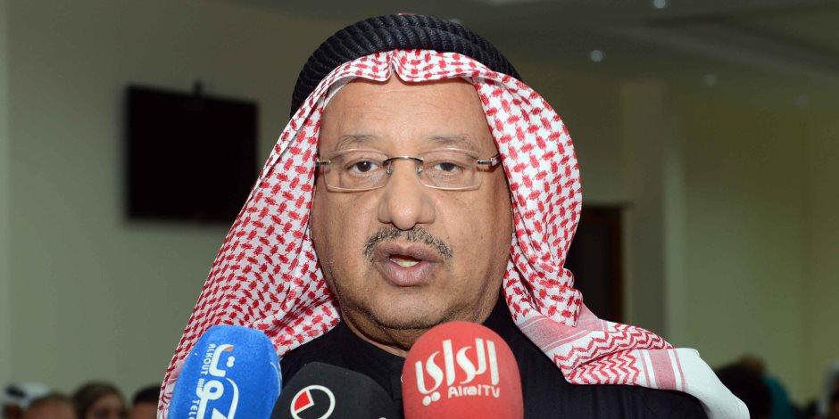 يوسف العميري: شقيقة أمير الكويت ستبقى حاضرة في قلوب المصريين