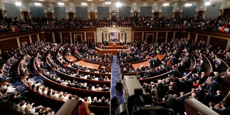 نصر الله في مرمى الكونجرس الأمريكى.. تفاصيل مشروع قانون بفرض عقوبات جديدة على حزب الله