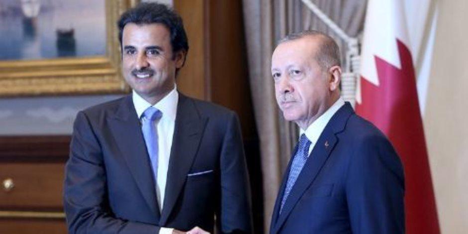 """كيف خطط """"تميم"""" و""""أردوغان"""" لإشاعة العنف داخل الأراضى المصرية؟"""