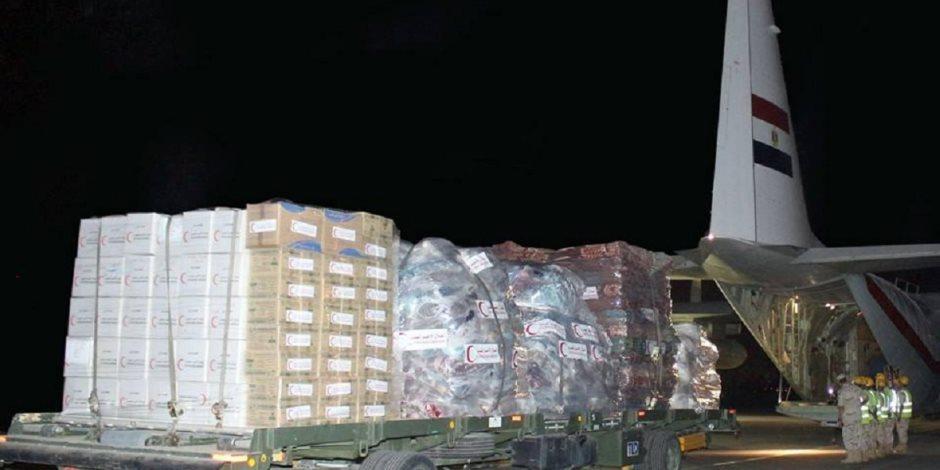 المساعدات المصرية للسودان.. القاهرة تمد يدها للأشقاء في أفريقيا