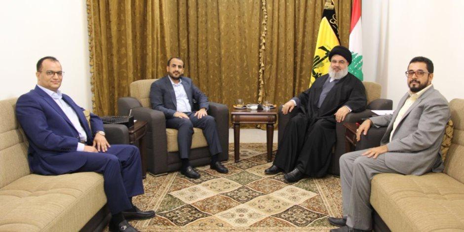 لقاء بين أذرع إيران في لبنان للحد من انتصارات التحالف العربي في اليمن
