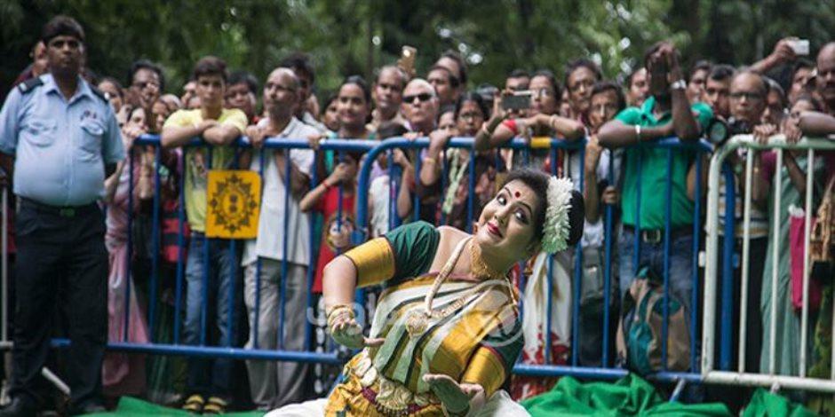 مهرجان العربات.. منشط سياحي ومصدر للبهجة في الهند
