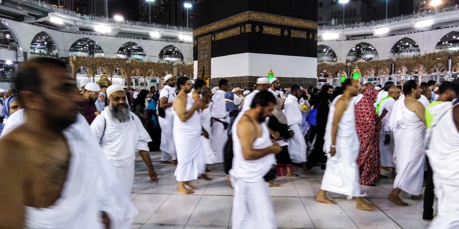 6.3 مليون شخص أدوا العمرة الموسم الحالي.. ومصر تحتل الترتيب الرابع