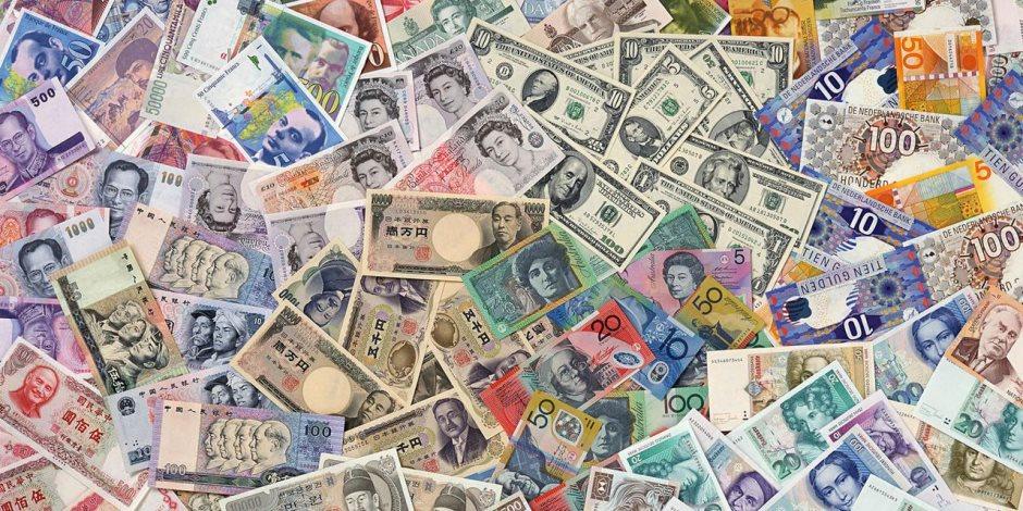أسعار العملات اليوم الخميس 23-8-2018
