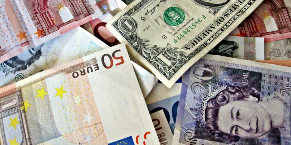 أسعار العملات اليوم الأثنين 27-8-2018 في البنوك المصريه