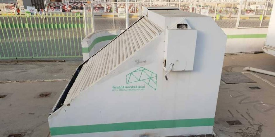 «الأجر لكم مرتين».. «الحج الأخضر» مشروع إعادة تدوير مخلفات الحجيج في مخيمات منى