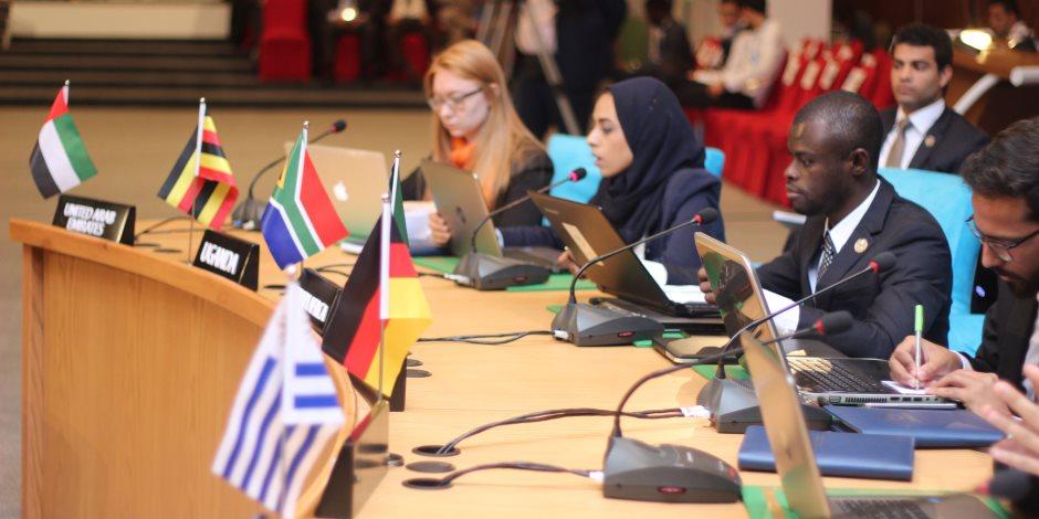 ما هو نموذج محاكاة القمة العربية الأفريقية المقرر انعقاد في منتدى شباب العالم WYF2018؟