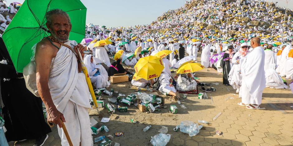 3 ملايين حاج سنويا.. كم عاما يحتاجه المسلمون لآداء فريضة الحج؟