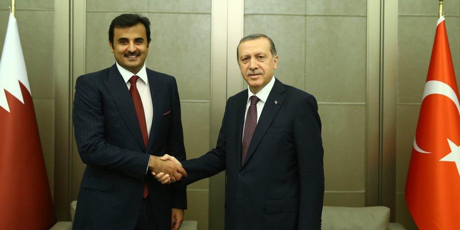 قمة الأمير والرئيس المفلسة.. ماذا يدور بين تميم وأردوغان في الغرف المغلقة؟