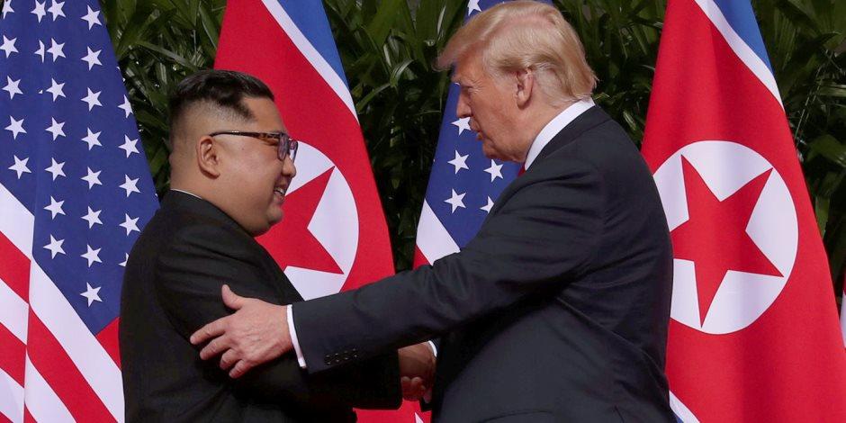 ربما يكون بوتين السبب.. كيف رد «ترامب» على محاولة سحب البساط منه في كوريا الشمالية؟