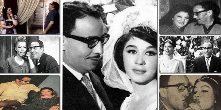 طلاق الحبايب 5/ 10: فؤاد المهندس وشويكار.. علاقة أكبر من الزواج وأقوى من الموت