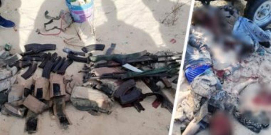 3 مواجهات لقوات الأمن مع الإرهاب أحبطت مخطط إفساد عيد الأضحى