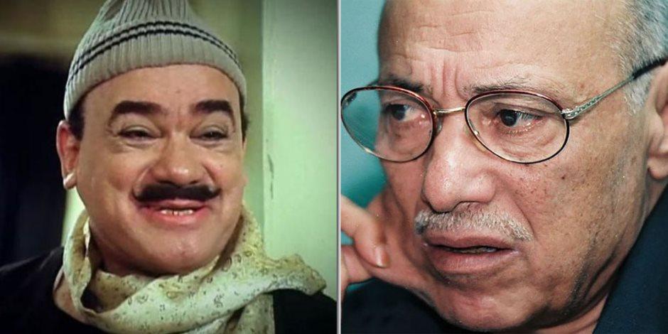 تعرف على أسرار العلاقة بين الكاتب الساخر محمود السعدنى ومعلم السينما محمد رضا