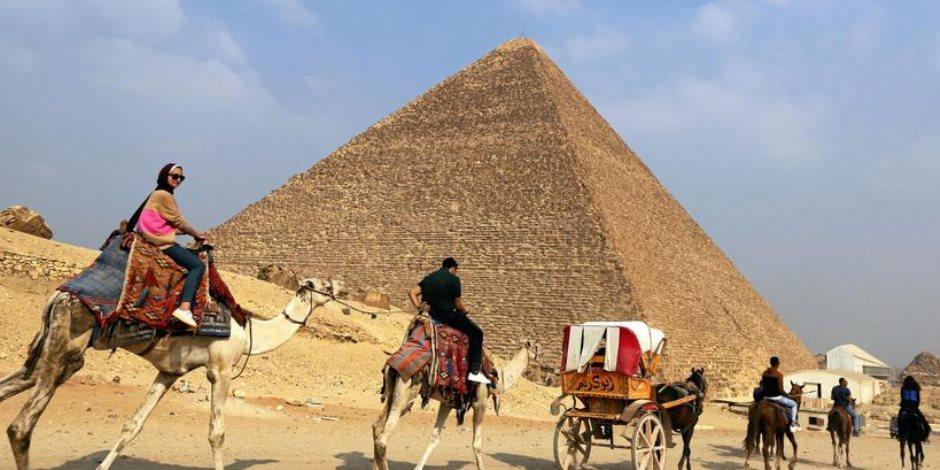 مصر في مقدمة القائمة.. تعرف على أكثر الدول نموًا في قطاع السياحة