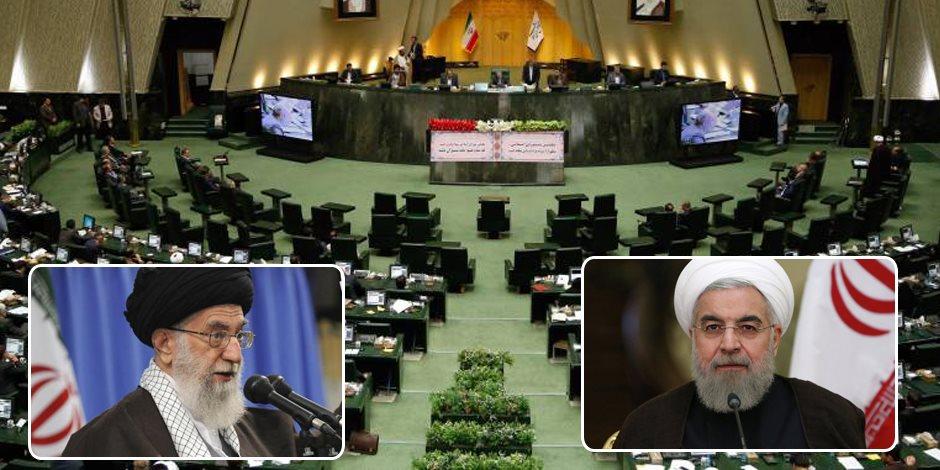 طهران تشتعل.. قصة الصراع الداخلي بين أجهزة حسن روحاني ورجال «خامنئي»