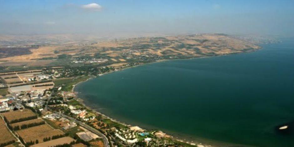 حقيقة جفاف بحيرة طبريا.. هل اقتربت الساعة؟