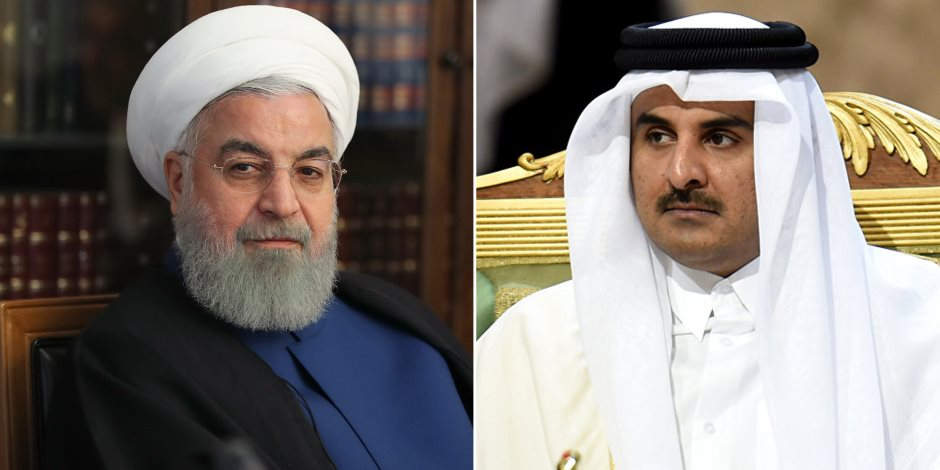 تحالف المعزولين يواجه الانهيار الاقتصادي.. هل ينقذ تميم إيران من الإفلاس؟