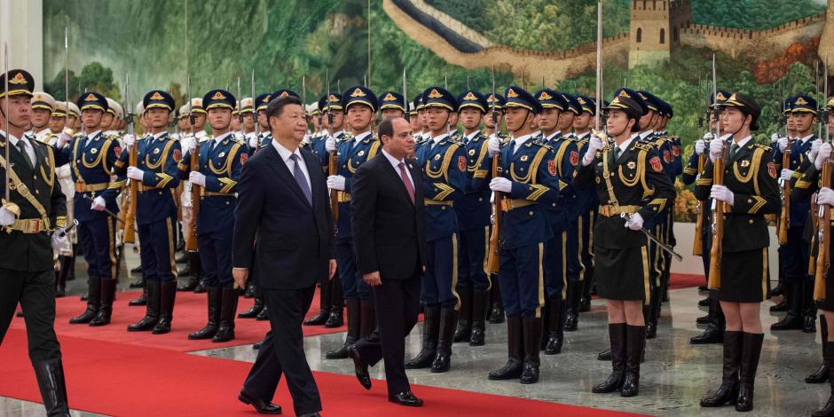 «فوكاك» تبدأ فعالياتها بحضور السيسي.. العلاقات الصينية الأفريقية تخطو نحو غد أفضل