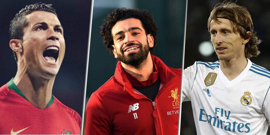 لم تنتهي بإعلان النتيجة.. مكاسب محمد صلاح بعد اختياره ضمن أفضل 3 لاعبين بالعالم