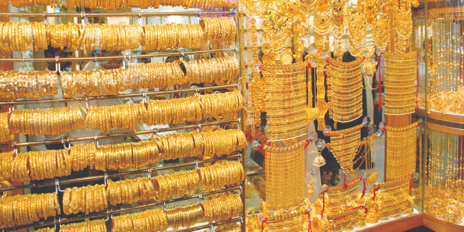أسعار الذهب ترتفع 3 جنيهات وعيار 21 يسجل 605 للجرام
