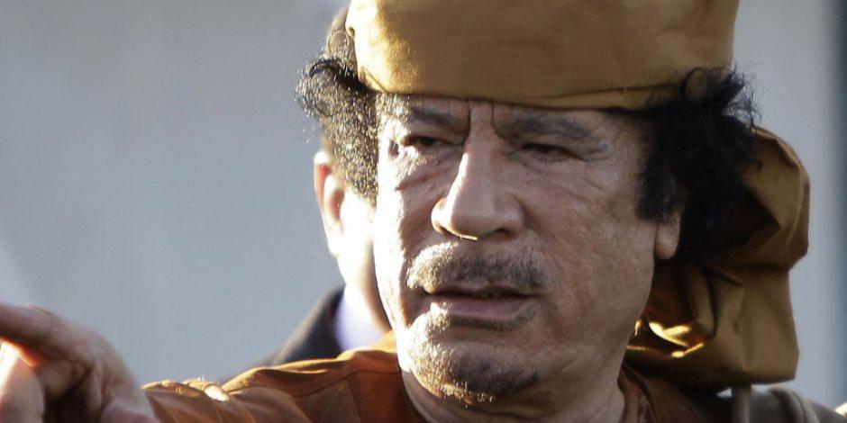 اللحظات الأخيرة قبل مقتله.. ماذا قال معمر القذافي لقواته؟