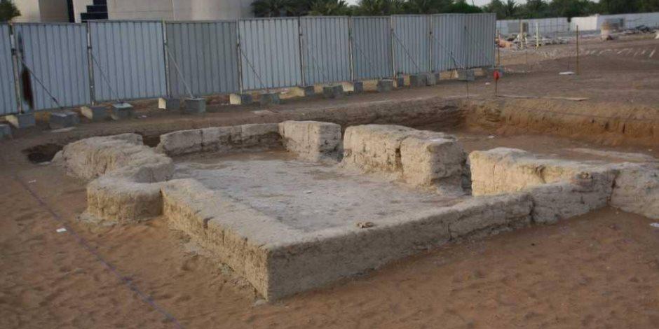 اكتشاف أول مسجد أسس في مدينة العين الإماراتية.. أسس قبل أكثر من 1000 عام