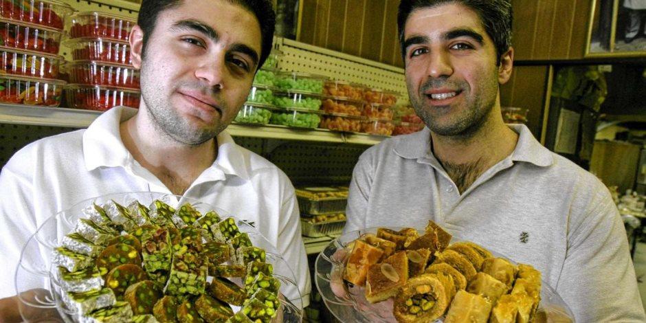 «حلويات المنصورة».. محل الكنافة المصري الذي يعشقه سكان نيويورك