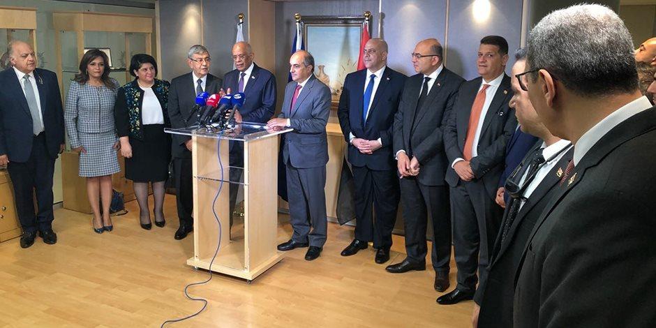من رئيس البرلمان المصري إلى «أردوغان»: نرفض انتهاكاتك لقبرص (صور)