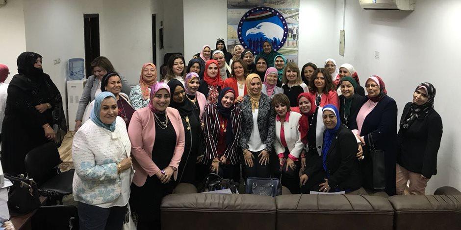 تمكين ستات مصر.. «مستقبل وطن» يعتمد خطة تصعيد النساء سياسيًا واقتصاديًّا (صور)