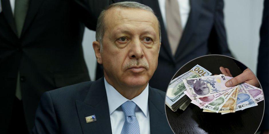 الليرة تواصل الهبوط و«مليونيرات أنقرة» في صعود.. الديكتاتور أردوغان يذبح الفقراء