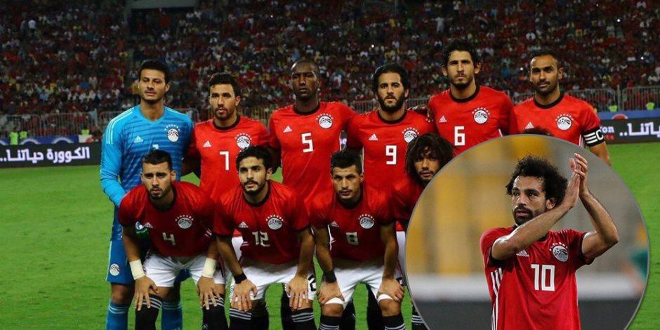 وسع للفرعون.. 5 أرقام قياسية تنتظر محمد صلاح بعد هدفي النيجر