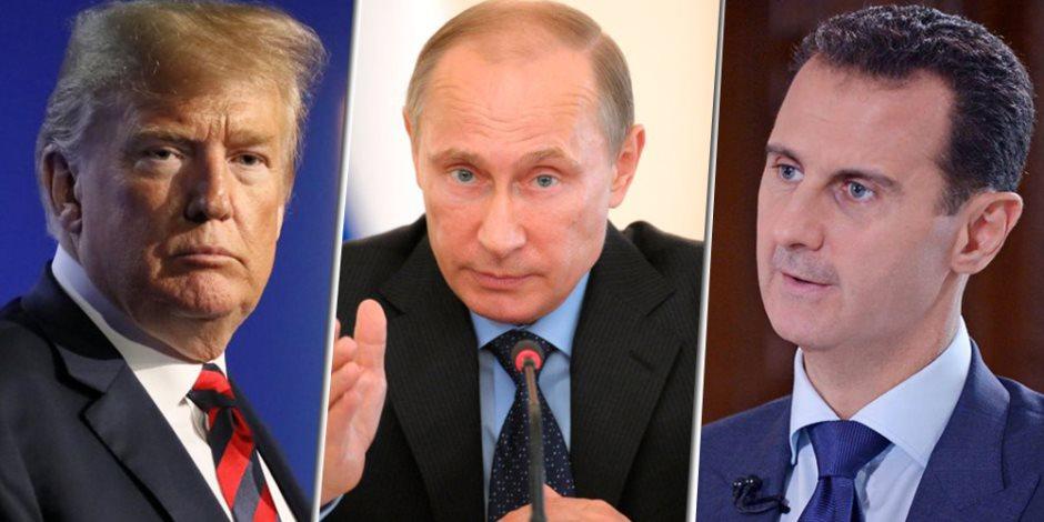 بين الغضب الأمريكي والتحدي الروسي.. هل يضرب ترامب قوات موسكو في سوريا؟