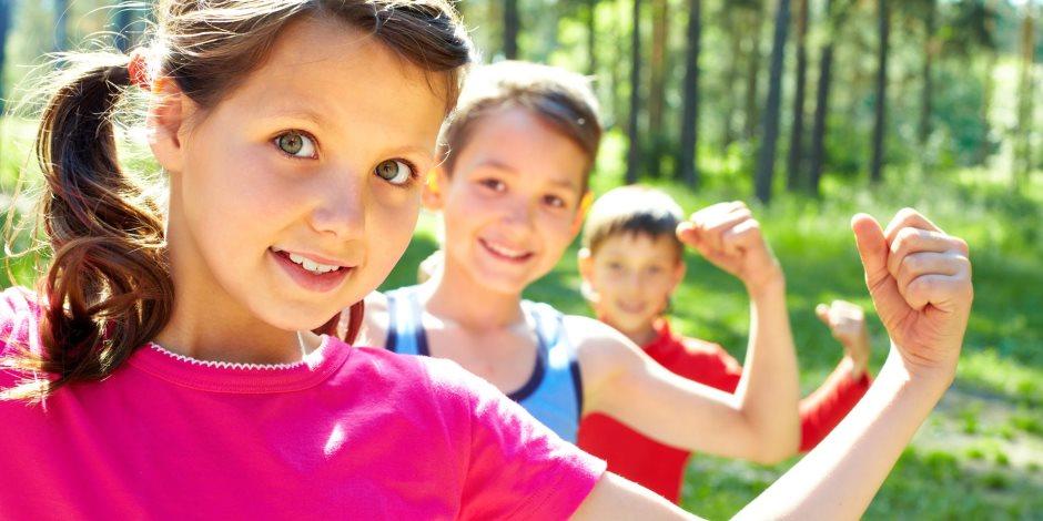 ما تخفيش على بنتك.. 8 فوائد تكتسبها «ألطف الكائنات» من الرياضة