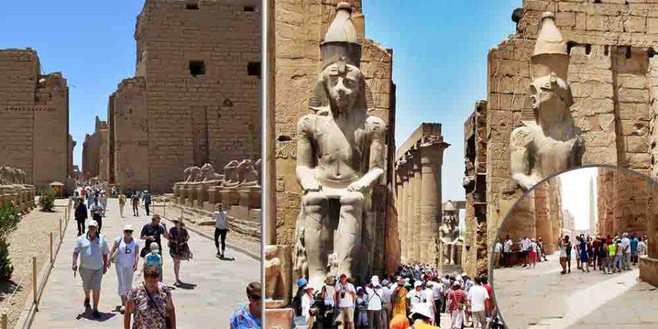 7 بعثات أجنبية للبحث عن الكنوز الفرعونية.. كيف تخطط وزارة الآثار للتنقيب في الأقصر؟