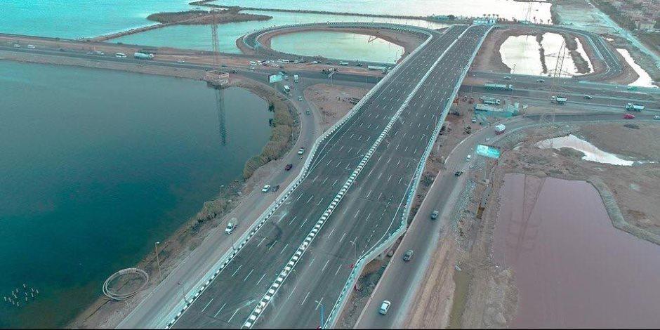يدخل حيز التنفيذ قريبا.. تفاصيل استعدادات المرور لمراقبة الطريق الدائري الإقليمى