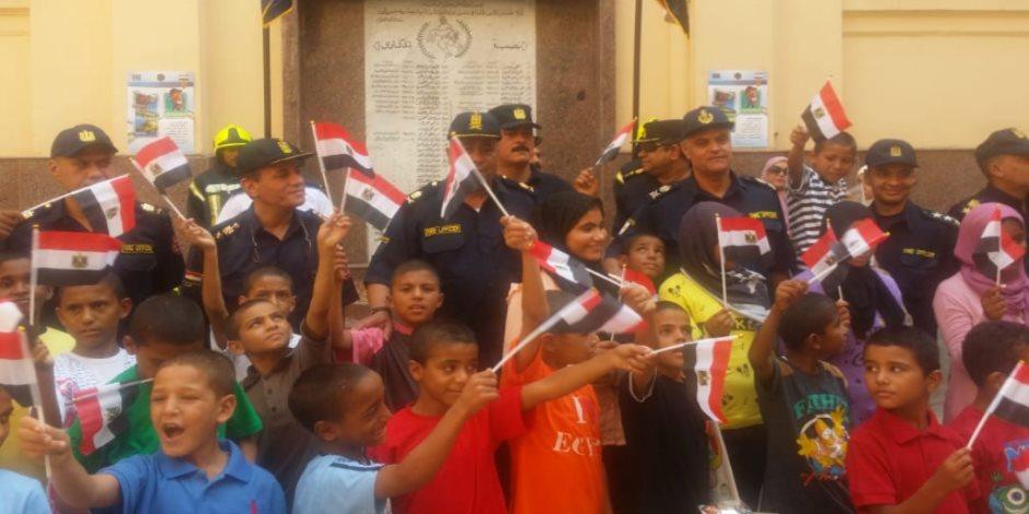 """""""أطفال بلا مأوى"""".. برنامج كفالة الحياة الكريمة لأطفال الشوارع برعاية الرئيس السيسي (صور)"""